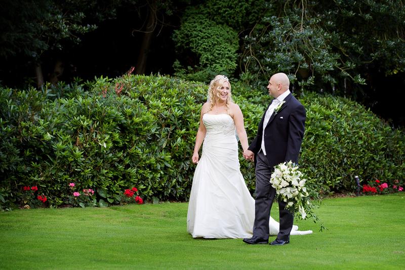 Groupon nailcote hall wedding