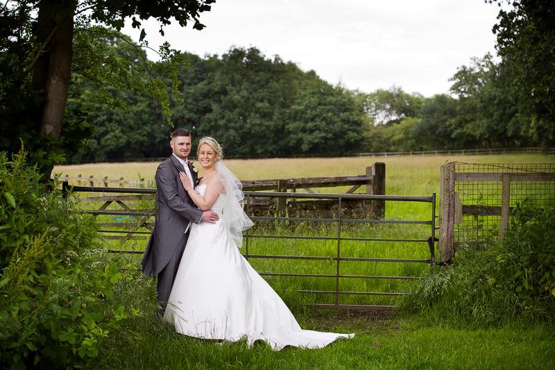 Barns Hotel Cannock Wedding Photographer