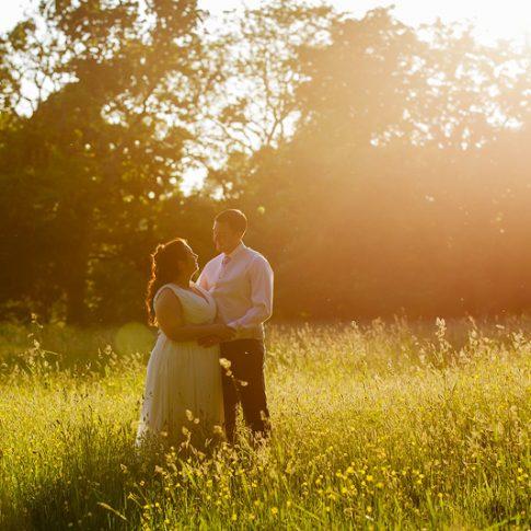 Wedding photography at Nuthurst Grange Country House Hotel Warwickshire