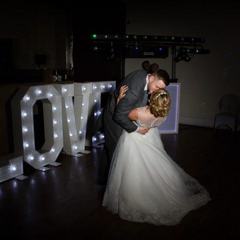 Wedding photography at Cobden Hotel Birmingham