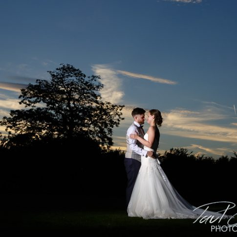 Wedding photography at Castle Bromwich Hall