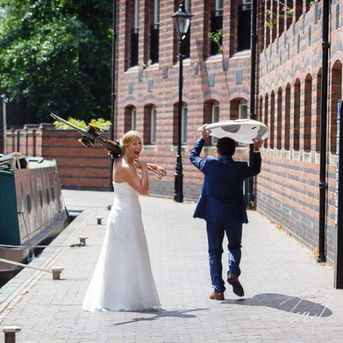 professional wedding photographer birmingham